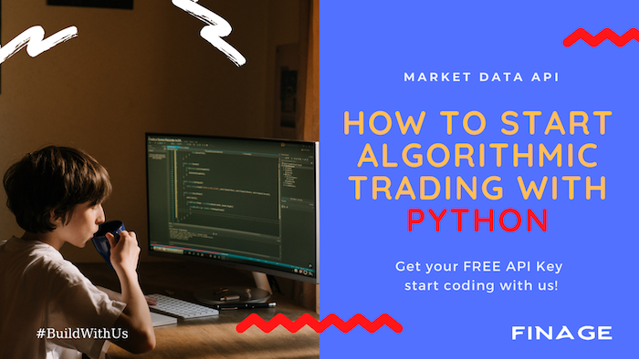 How to start Algorithmic trading with Python